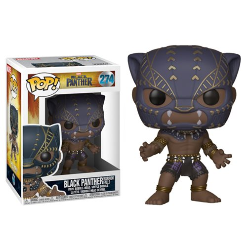 Black Panther Warrior Falls Pop! Vinyl Figure #274