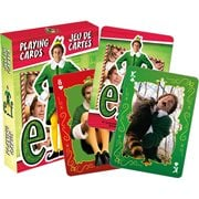 Elf Buddy Playing Cards
