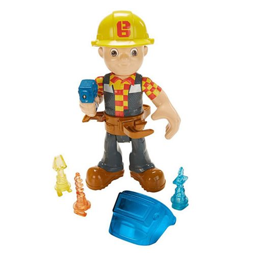 Bob The Builder Switch and Fix Bob Action Figure