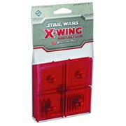 Star Wars: X-Wing Game Red Bases and Pegs Expansion Pack