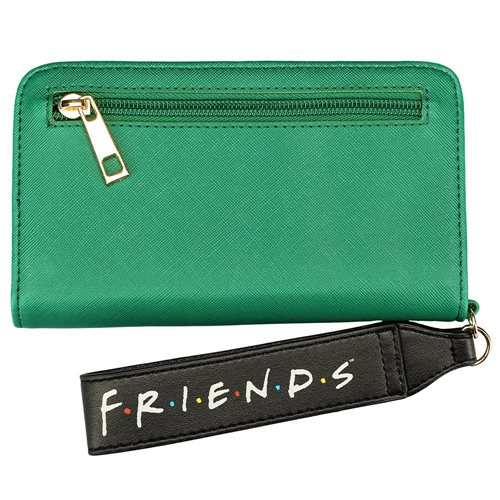 Friends Central Perk Chibi Phone Wallet Wristlet