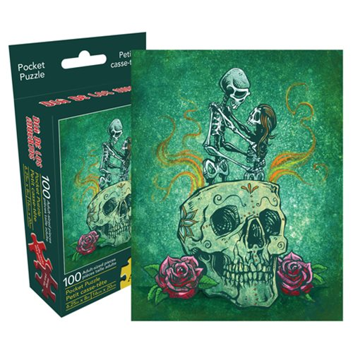 David Lozeau Amor Eterno 100-Piece Pocket Puzzle