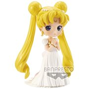 Sailor Moon Princess Serenity Pretty Guardian Q-Posket Statue