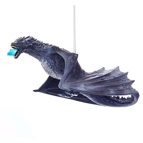 Game of Thrones Ice Dragon 7 1/2-Inch Ornament