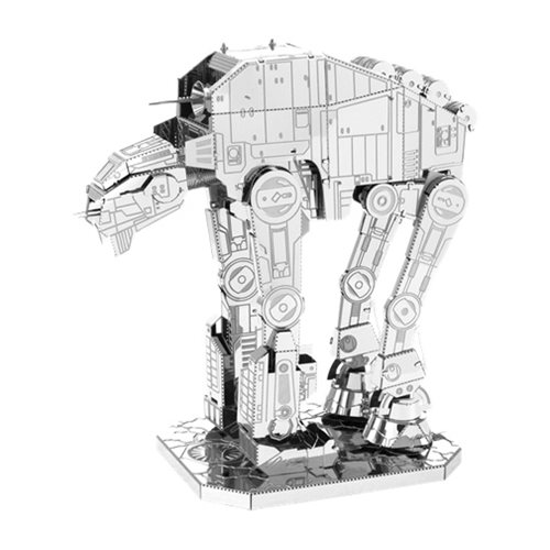 Star Wars: The Last Jedi Metal Earth AT-M6 Heavy Assault Walker Model Kit