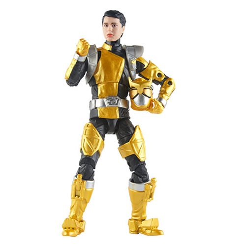 Power Rangers Lightning Collection Beast Morphers Gold Ranger 6-Inch Action Figure