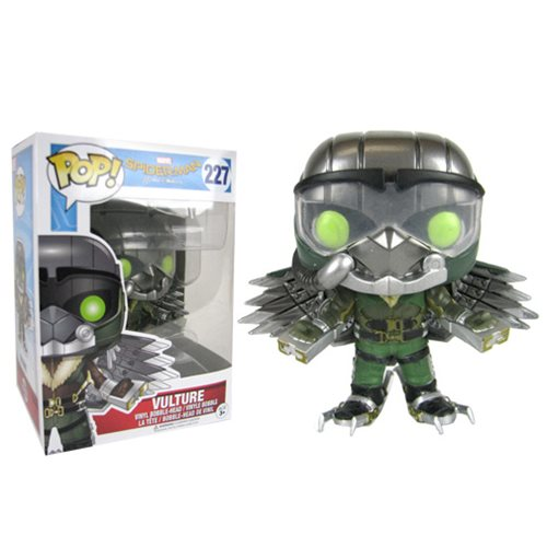 Spider-Man: Homecoming Vulture Pop! Vinyl Figure