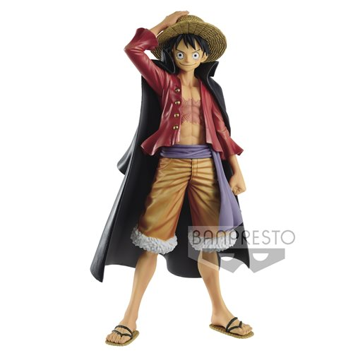 One Piece The Grandline Men Luffy Vol. 11 Wanokuni DXF Statue