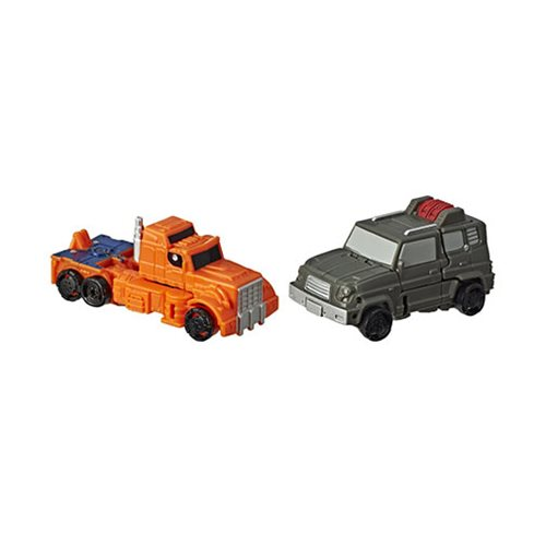 Transformers Generations Siege Micromasters Wave 4 Case