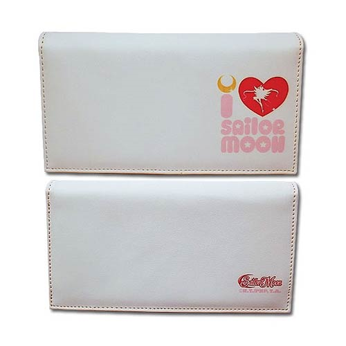 Sailor Moon I Love Sailor Moon Wallet