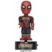 Avengers: Infinity War Spider-Man Body Knocker Bobble Head