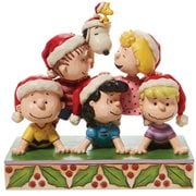 Peanuts Holiday Pyramid Stacked with Friendship by Jim Shore Statue
