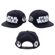 Star Wars Omni Logo Youth Snapback Hat