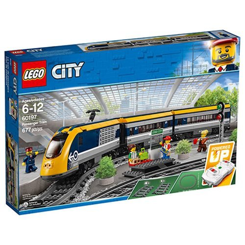 LEGO City Trains 60197 Passenger Train