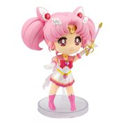 Pretty Guardian Sailor Moon Eternal Super Sailor Chibi Moon Eternal Edition Figuarts Mini Statue