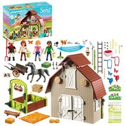 Playmobil 70118 Barn with Lucky, Pru & Abigail