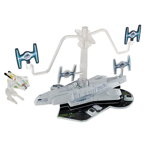 Star Wars Hot Wheels Rebels Transport Attack Playset