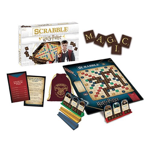 Harry Potter Scrabble Game