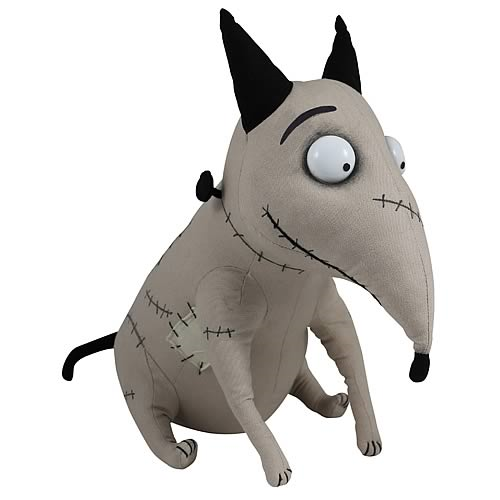 Frankenweenie After-Life Sparky Plush