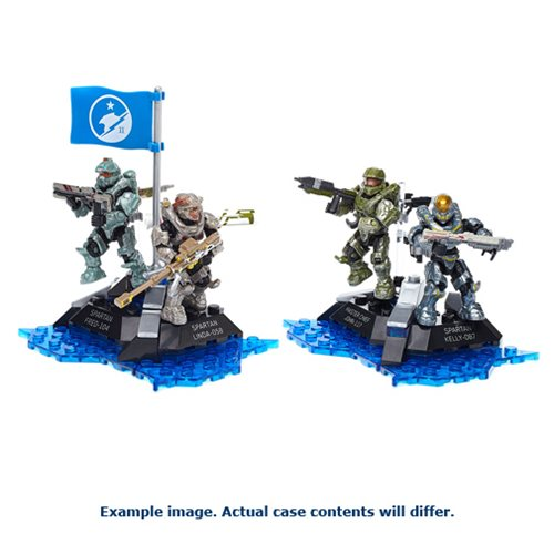 Halo 5 Ultimate Fireteam Playset Case