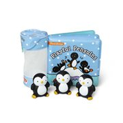 Melissa & Doug Playful Penguins Float-Alongs Book
