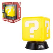 Super Mario Bros. Question Block 3D Light
