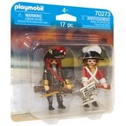 Playmobil 70273 DuoPack Pirate and Redcoat Action Figures