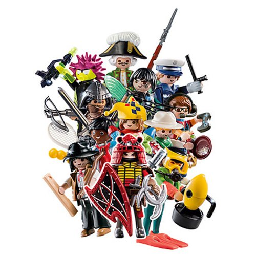 Playmobil Mystery Figures Boys Series 17 Space Soldier