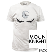Moon Knight White Eyes White T-Shirt