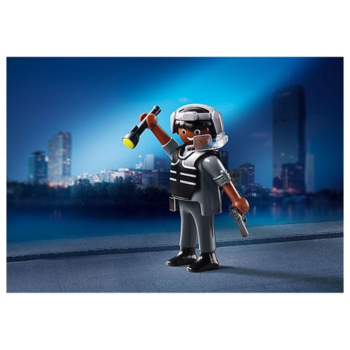 Playmobil 70238 Playmo-Friends Tactical Unit Officer Action Figure