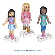 Mega Bloks American Girl Micro Action Figure Case