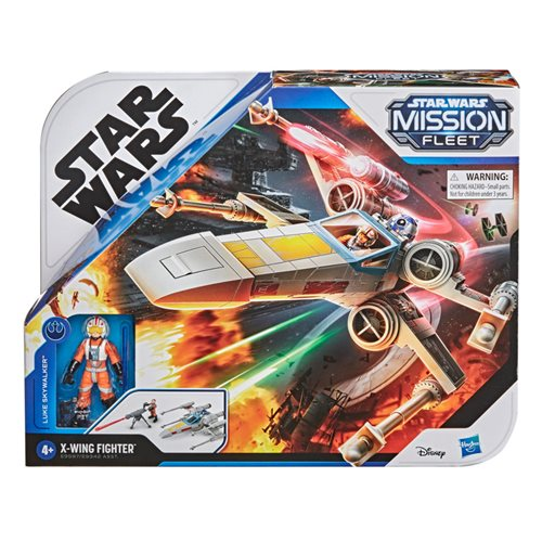 Star Wars Mission Fleet Stellar Class Vehicles Wave 2 Case