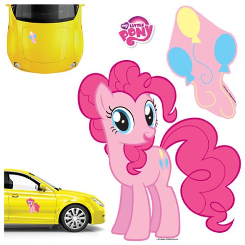 My Little Pony Pinkie Pie Car Graphics Set