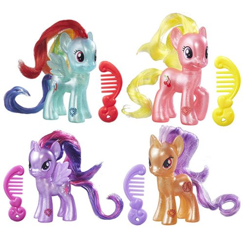 My Little Pony Explore Equestria Basic Figures Wave 4 Case