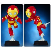 Iron Man Marvel Skottie Young Animated Statue