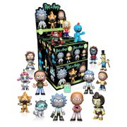 Rick and Morty Series 1 Mystery Minis Random 4-Pack