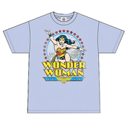 DC Originals Wonder Woman Star of Paradise Island T-Shirt