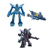 Mech-X4 5-Inch Robot and Vehicle Dual Pack Wave 1 Case