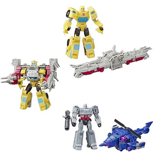 Transformers Cyberverse Spark Armor Elite Class Wave 1 Case