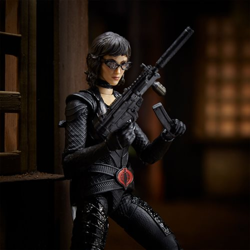 G.I. Joe Classified Series 6-Inch Snake Eyes: G.I. Joe Origins Baroness Action Figure