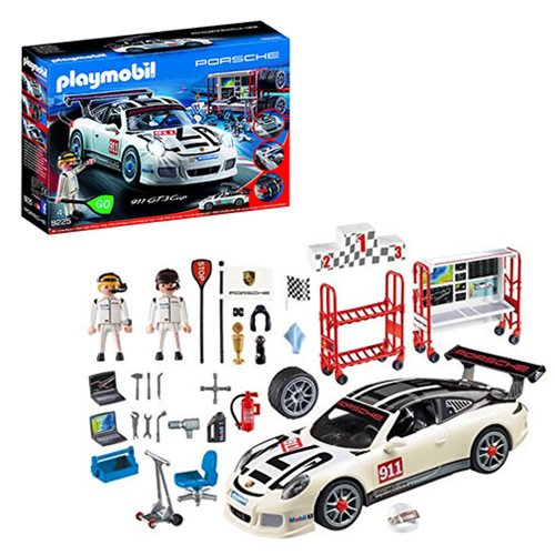 Playmobil 9225 Porsche 911 GT3 Cup Car Set