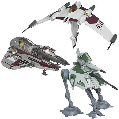 Star Wars Vintage Class II Vehicles Wave 1