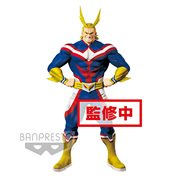 My Hero Academia Age of Heroes All Might Statue