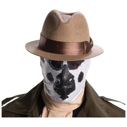 Watchmen Movie Rorschach Stocking Mask