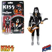KISS Destroyer The Spaceman 3 3/4-Inch Action Figure Series 3