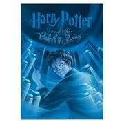 Harry Potter and the Order of the Phoenix Book Cover MightyPrint Wall Art Print
