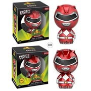 Mighty Morphin' Power Rangers Red Ranger Dorbz Vinyl Figure, Not Mint