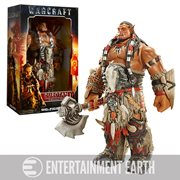 Warcraft Durotan 18-Inch Deluxe Action Figure - Blizzcon 2015 Exclusive