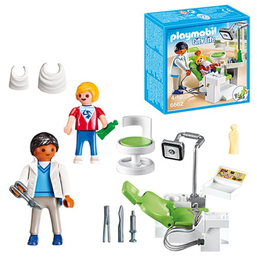Playmobil 6662 Dentist with Patient