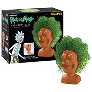 Rick and Morty Rick Chia Pet